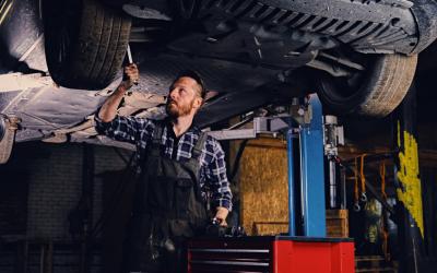 Por qué necesitas un ERP para tu taller mecánico